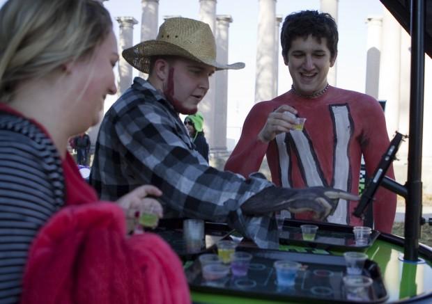 Husker fans, 11.13.2010 4