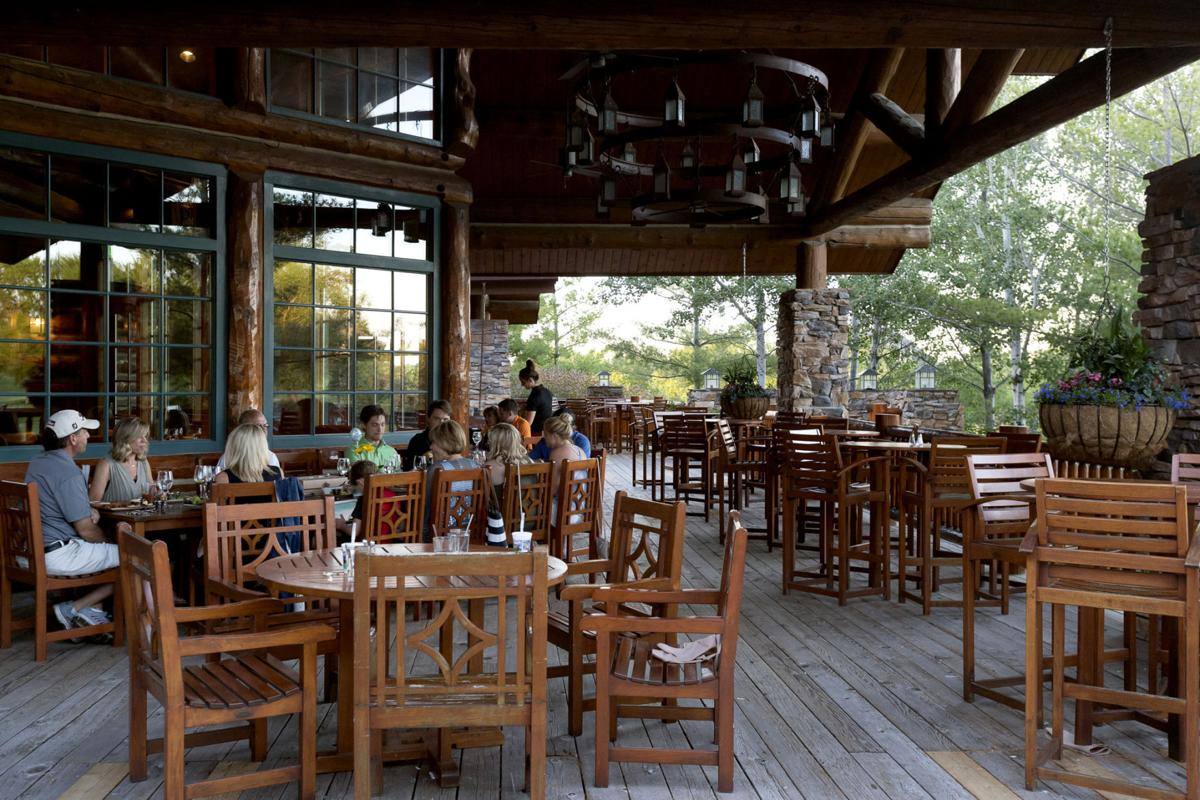 1. The Lodge at Wilderness Ridge