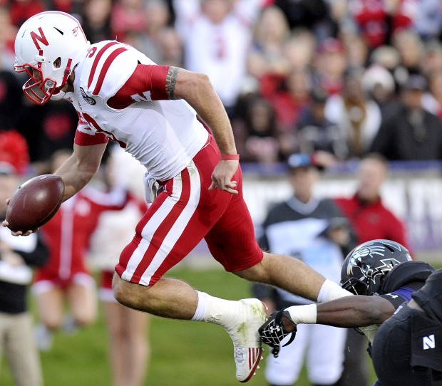 Nebraska vs. Northwestern, 10.20.12