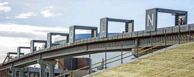 Cost to fix arena bridge still unknown, but construction