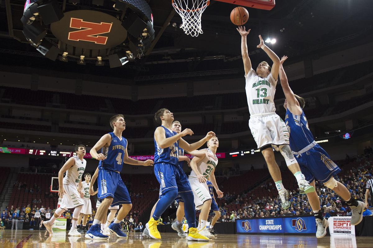 Class D-2: Riverside vs. Falls City Sacred Heart