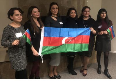 Open World guests from Azerbaijan