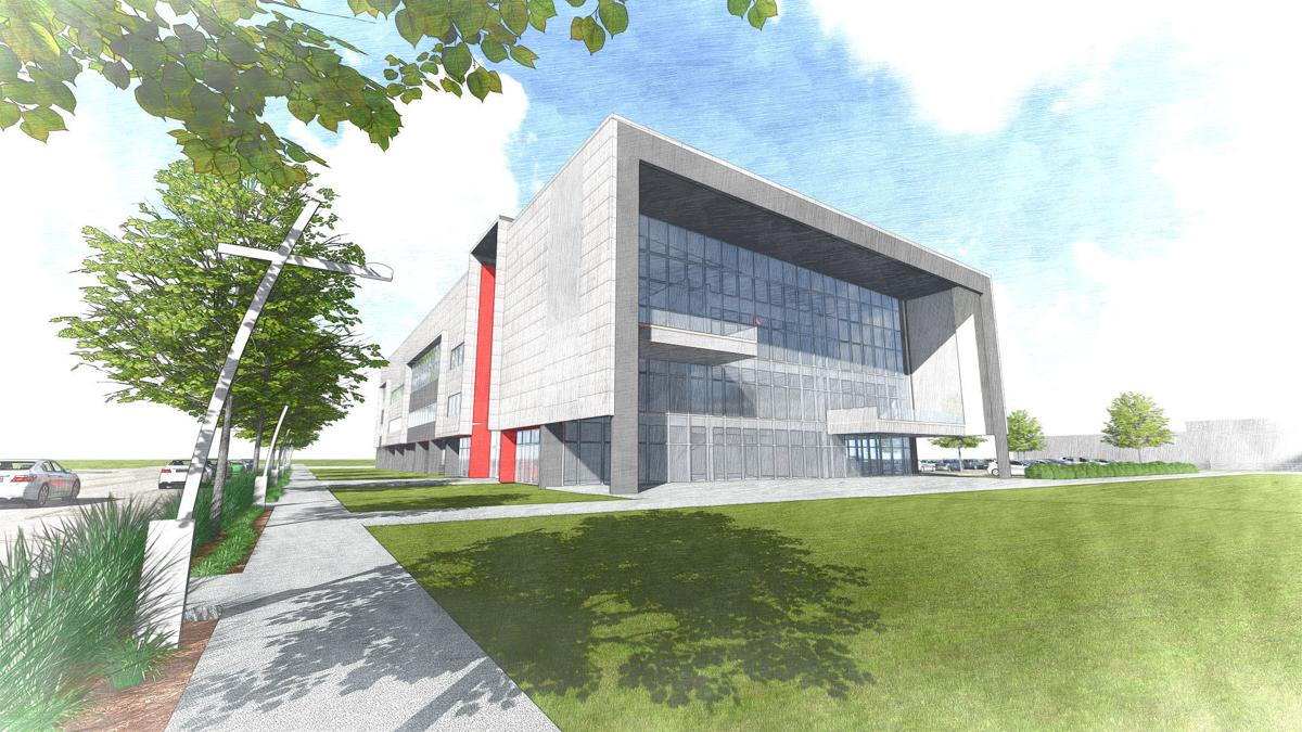 Proposed Innovation Campus Building