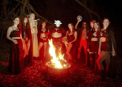 Burlesque group set to celebrate Winter Solstice with Vega