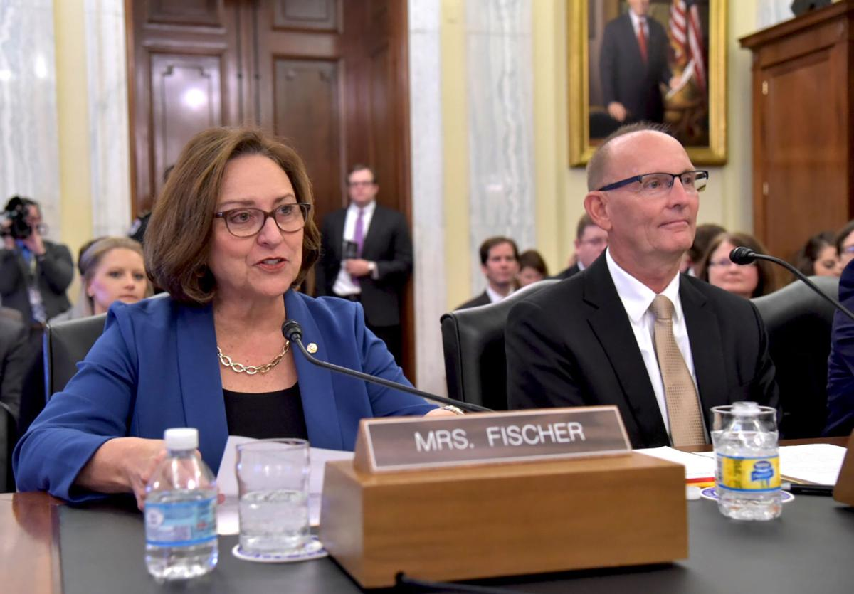 Deb Fischer and Greg Ibach