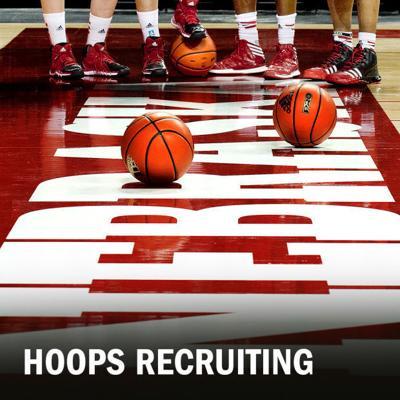 Nebraska basketball recruiting logo 2014