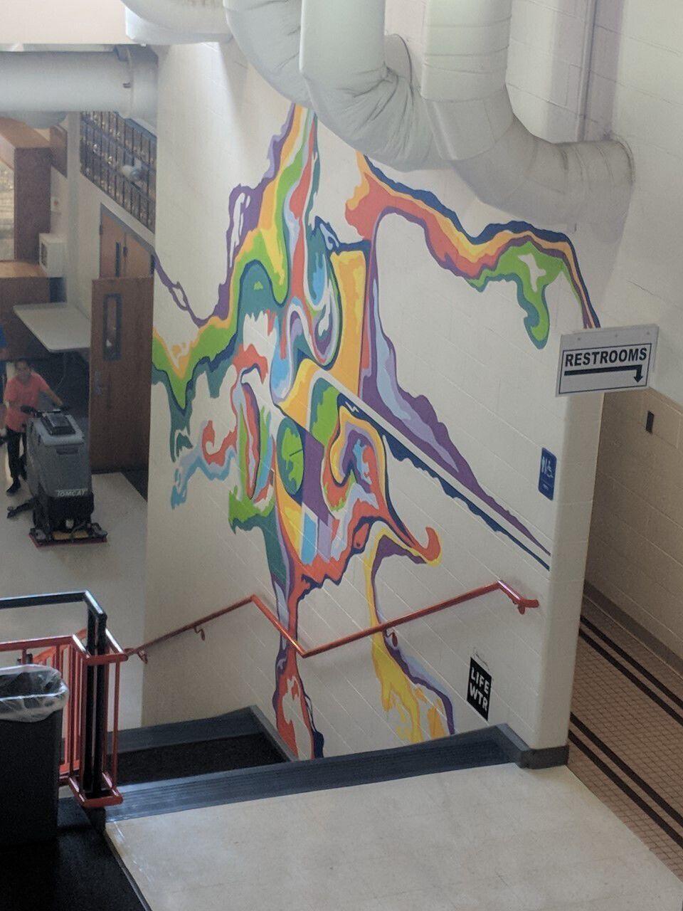 Exchange-School Art