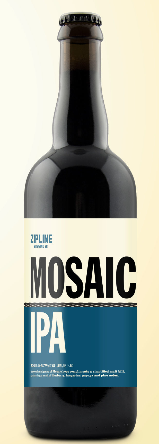 Zipline's Mosaic IPA