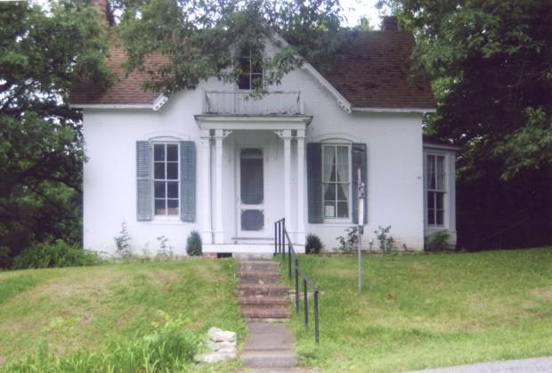 Governor Furnas House, Brownville, Nebraska