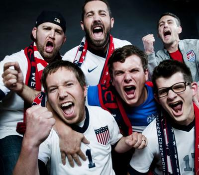 Started in Lincoln, American Outlaws' soccer fan empire is