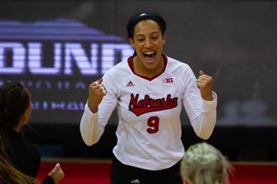 NU Volleyball vs. Iowa State
