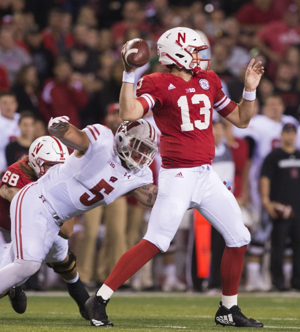 Wisconsin vs. Nebraska, 10/7/17