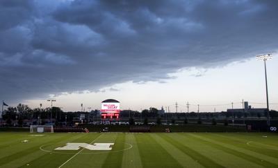 Indiana vs. Nebraska soccer, 9.20.18
