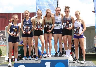Nebraska Wesleyan relay