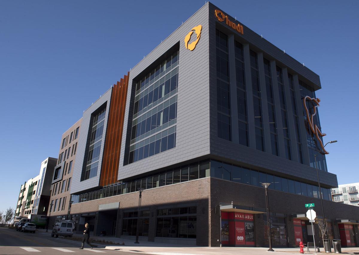 New Hudl building