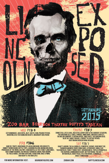 Lincoln Exposed Poster 2015