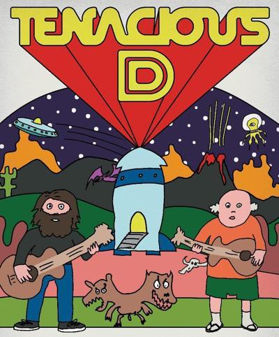 Tenacious D - July 28
