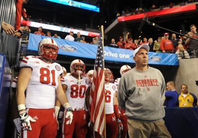 Nebraska vs. Wisconsin, 12.1.2012