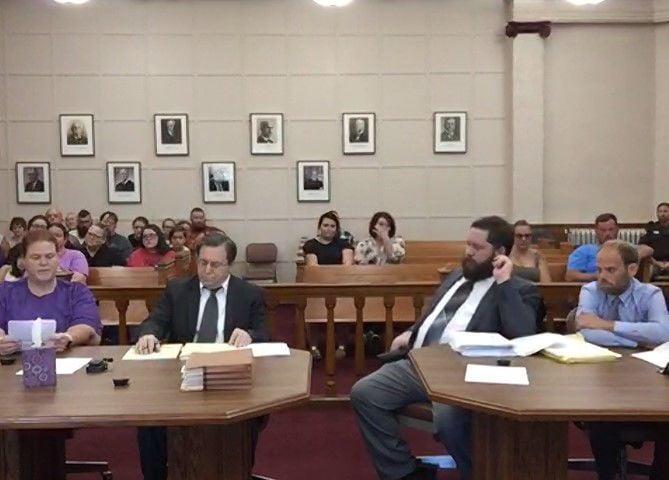 Dustin Pierce sentencing