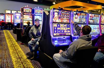 Tribal Casino Fight