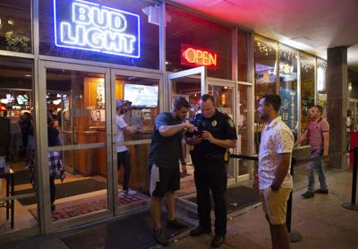 Walkalong with a cop, 7.28