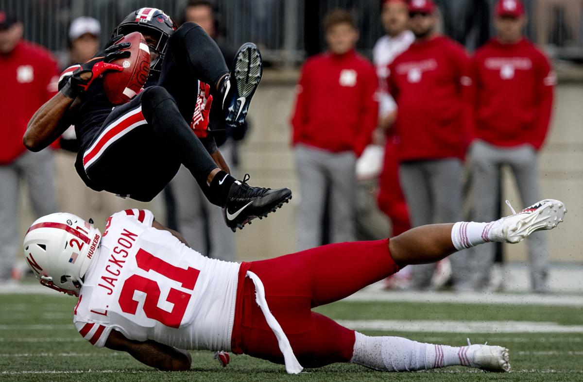 Nebraska vs. Ohio State, college football, 11.3.18