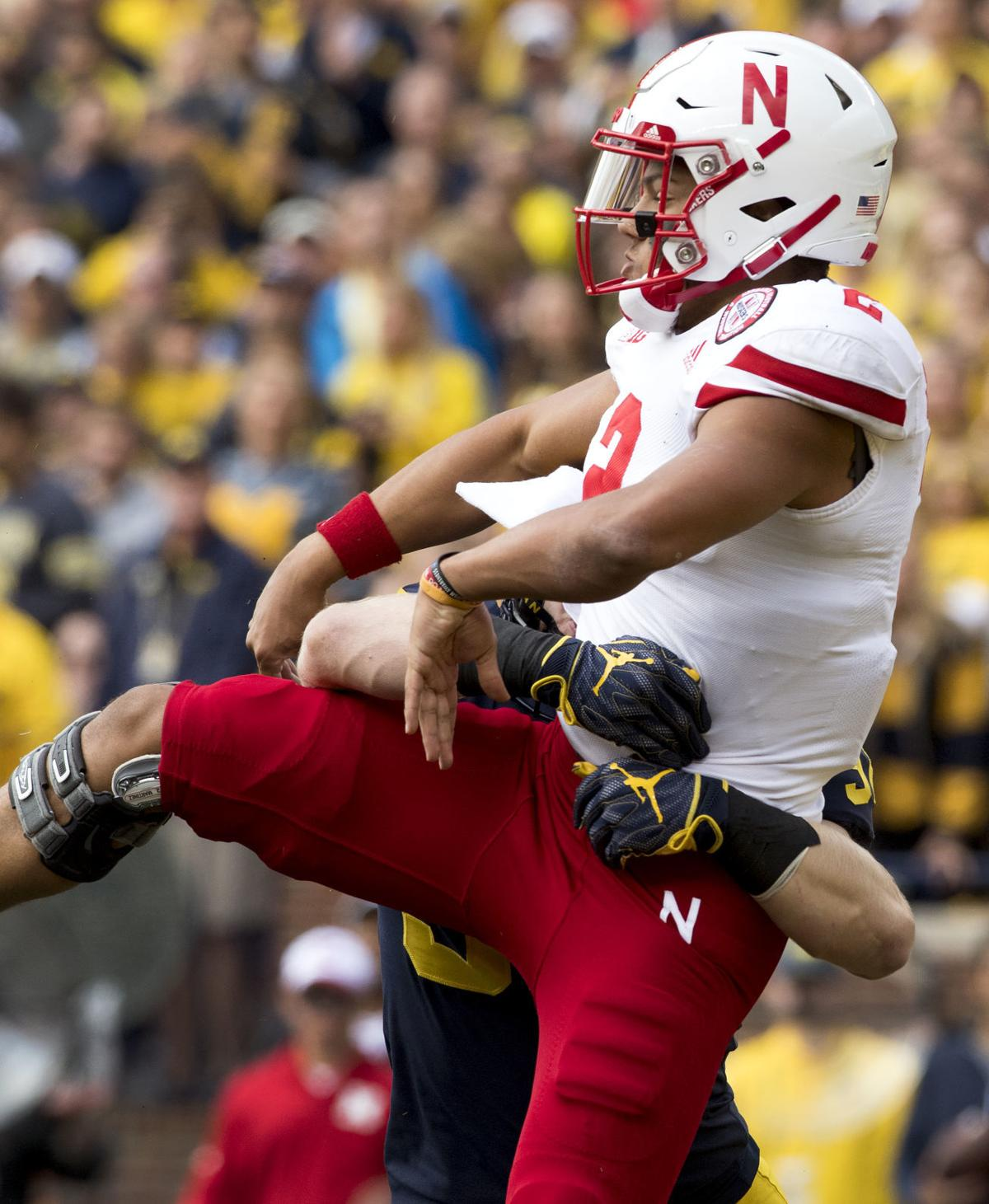 0edda02adab1 Sound waves  What others are saying about Michigan s win against Nebraska