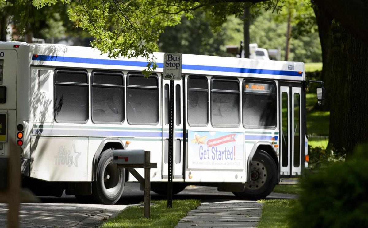 StarTran bus