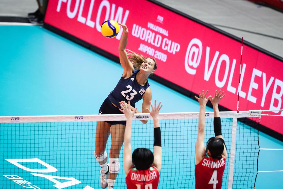 Kelsey Robinson vs. Japan