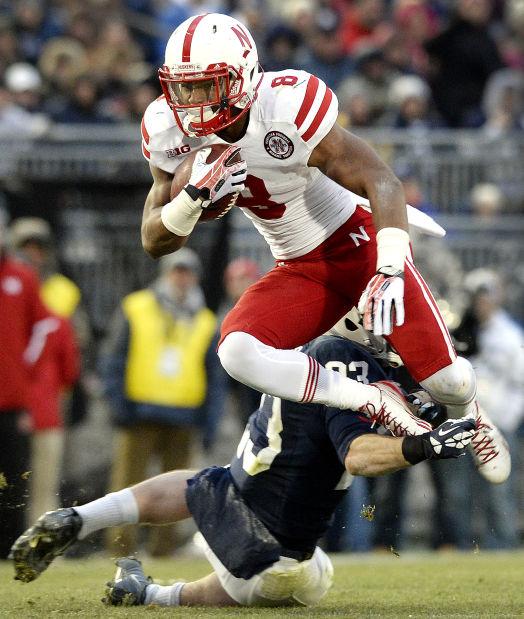 Nebraska vs. Penn State, 11.23.13