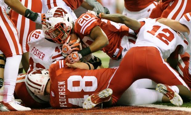 Nebraska vs. Wisconsin, 12.1.12