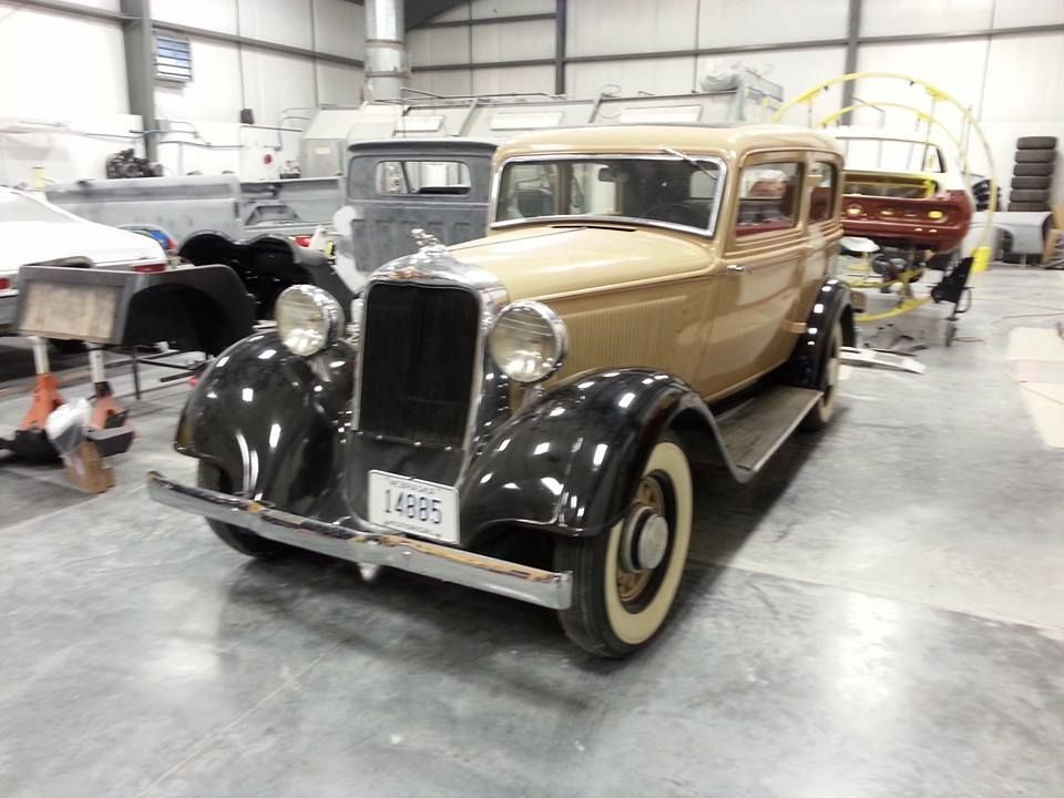33 Dodge