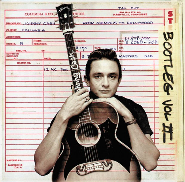 Bootleg, Vol II, Johnny Cash