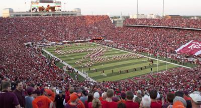 Memorial Stadium 2009