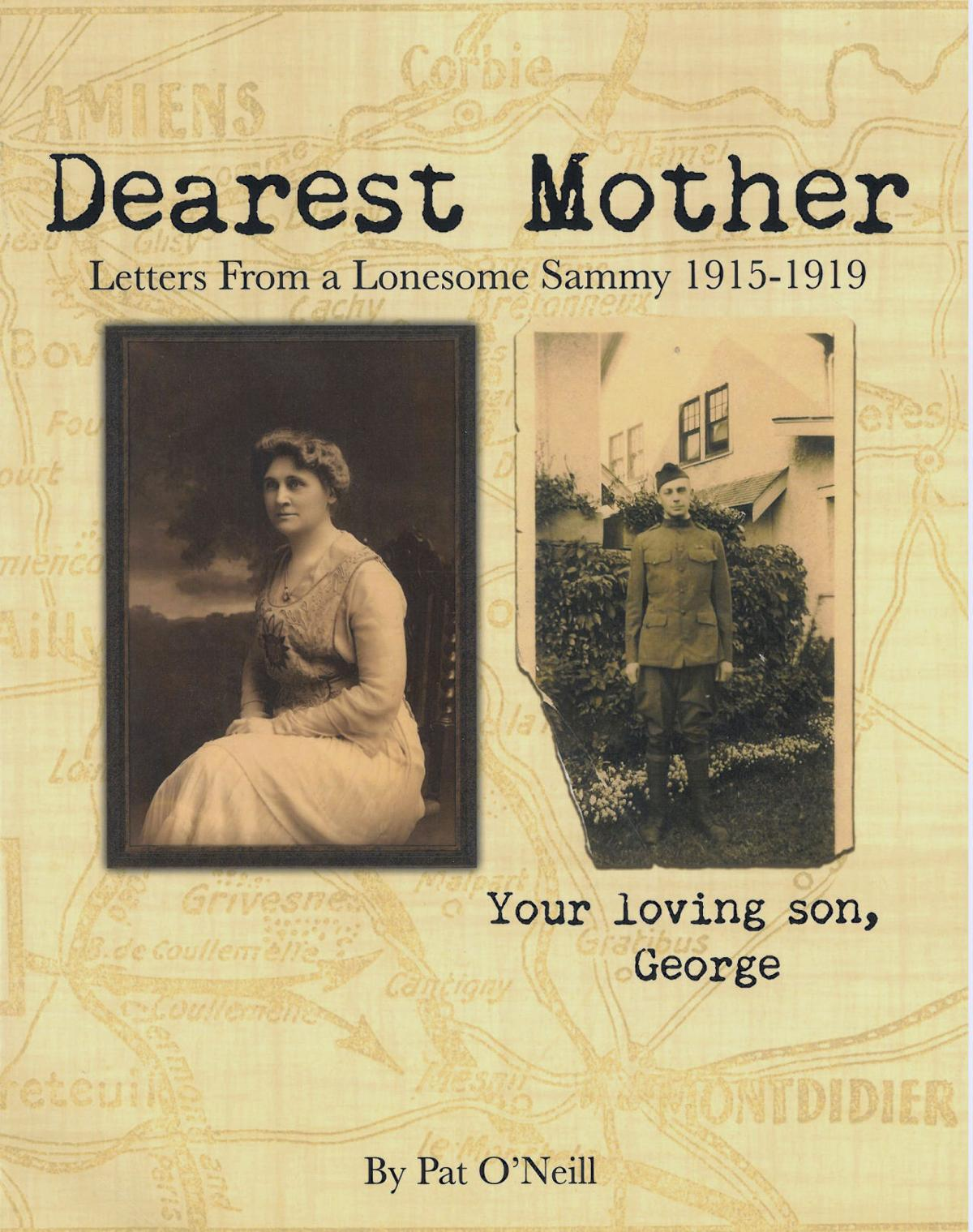 Dearest Mother book cover