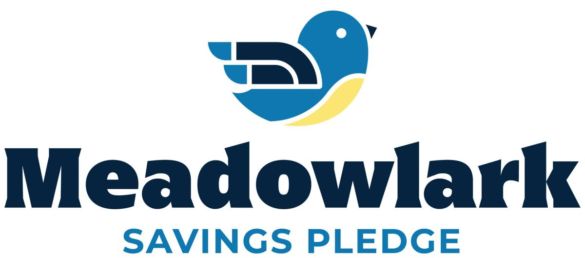 Meadowlark Savings Pledge logo