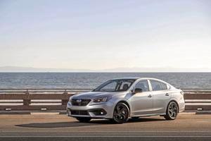 2020 Subaru Legacy.
