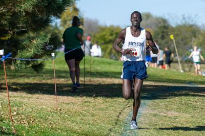 State cross country, 10/19