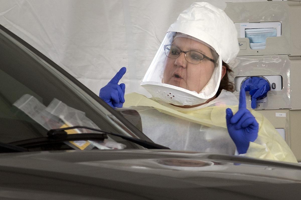 Coronavirus Testing CHI