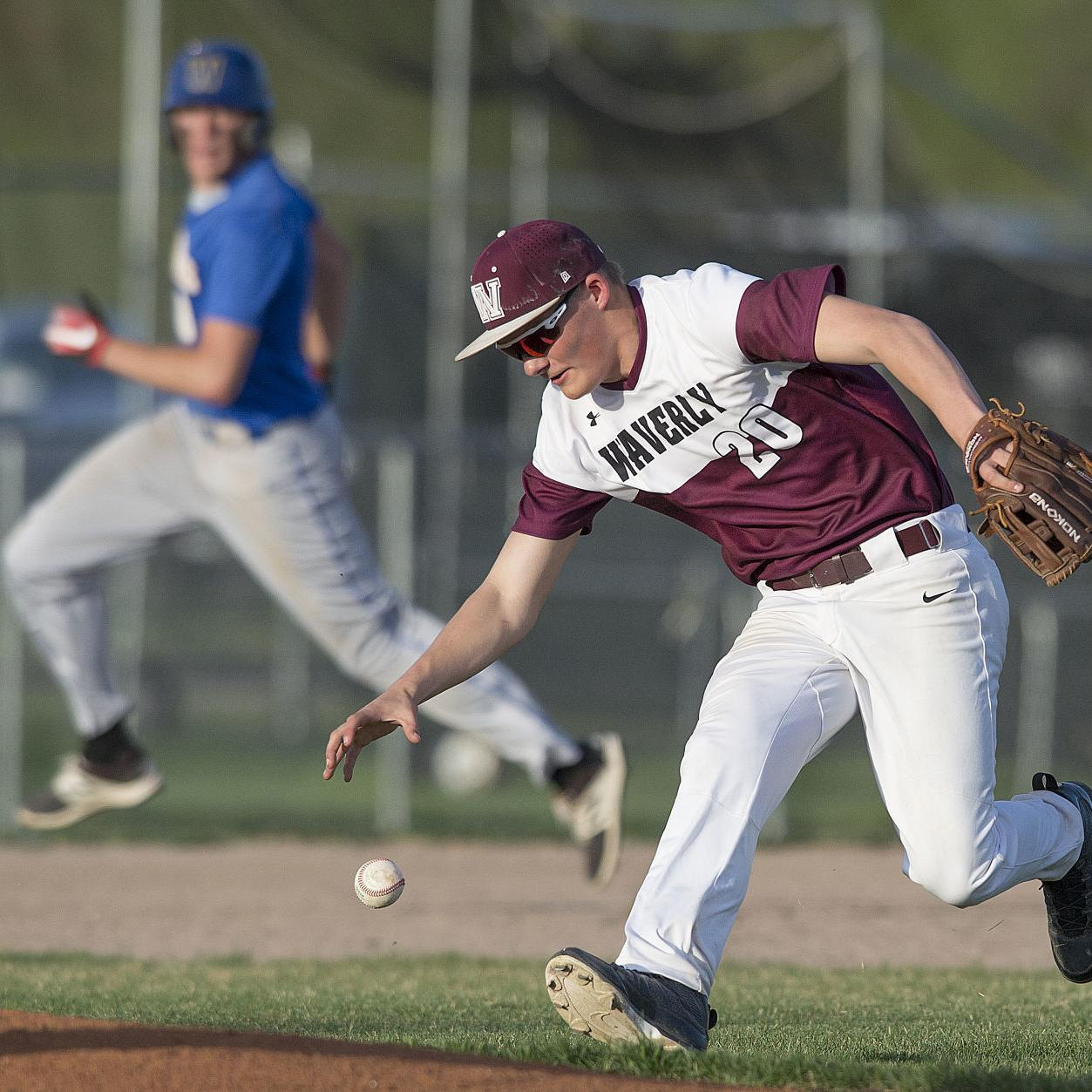 Waverly baseball team builds on last year s disappointment with