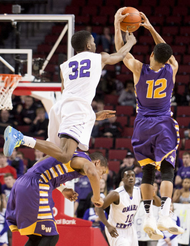 Photos: State boys hoops, Bellevue West vs. Omaha Central ...