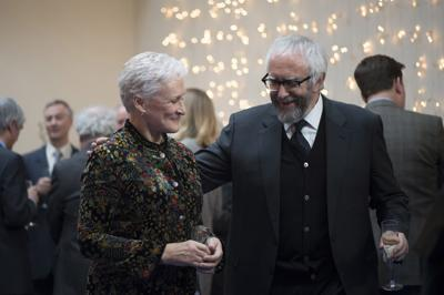 The Wife Movie Review Glenn Close Delivers Oscar Caliber