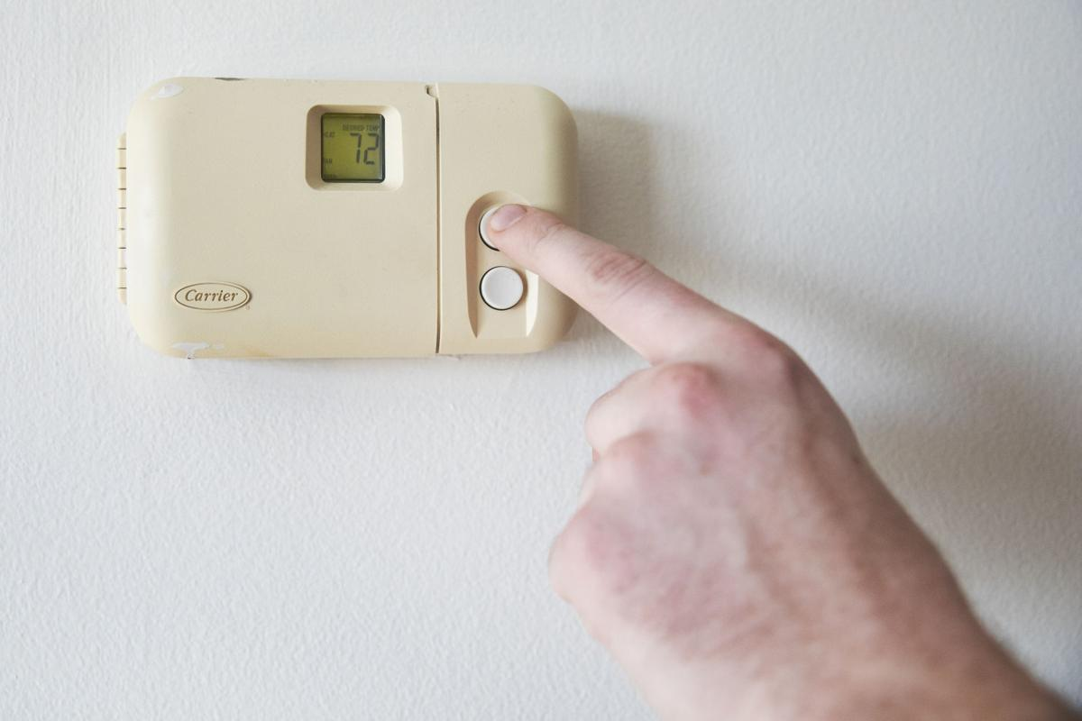 Cold Weather Thermostat 2.15