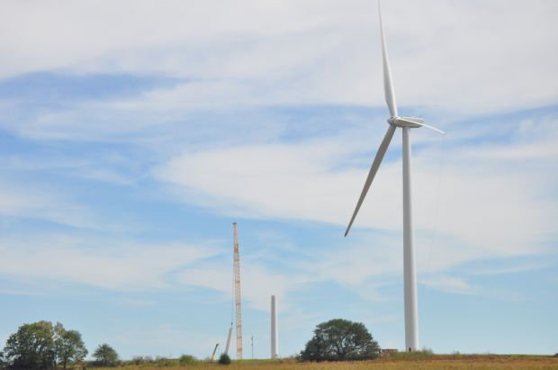 Steele Flats Wind Project