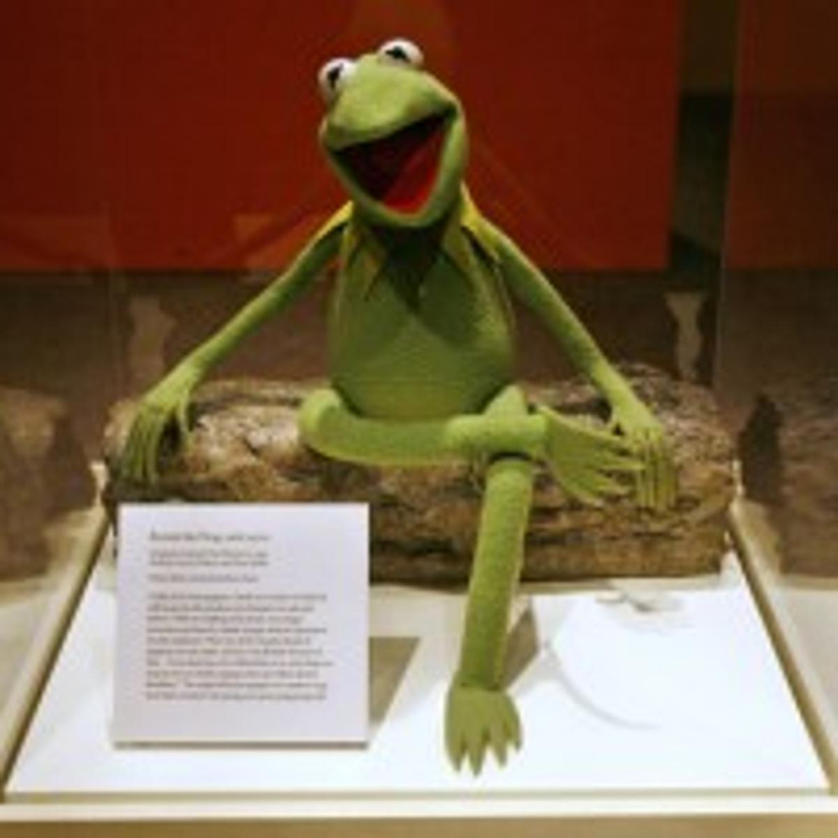 Muppets return home to D C  in Smithsonian exhibit | Games