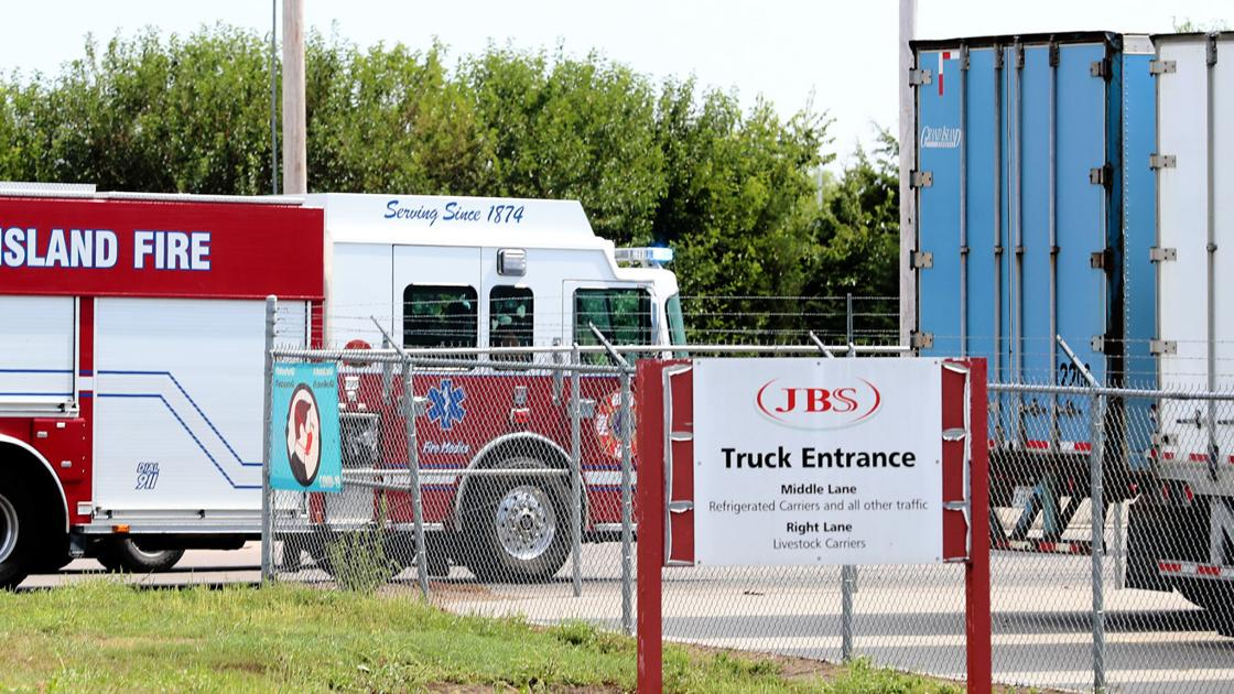 Production to resume Tuesday at fire-damaged Grand Island meatpacking plant