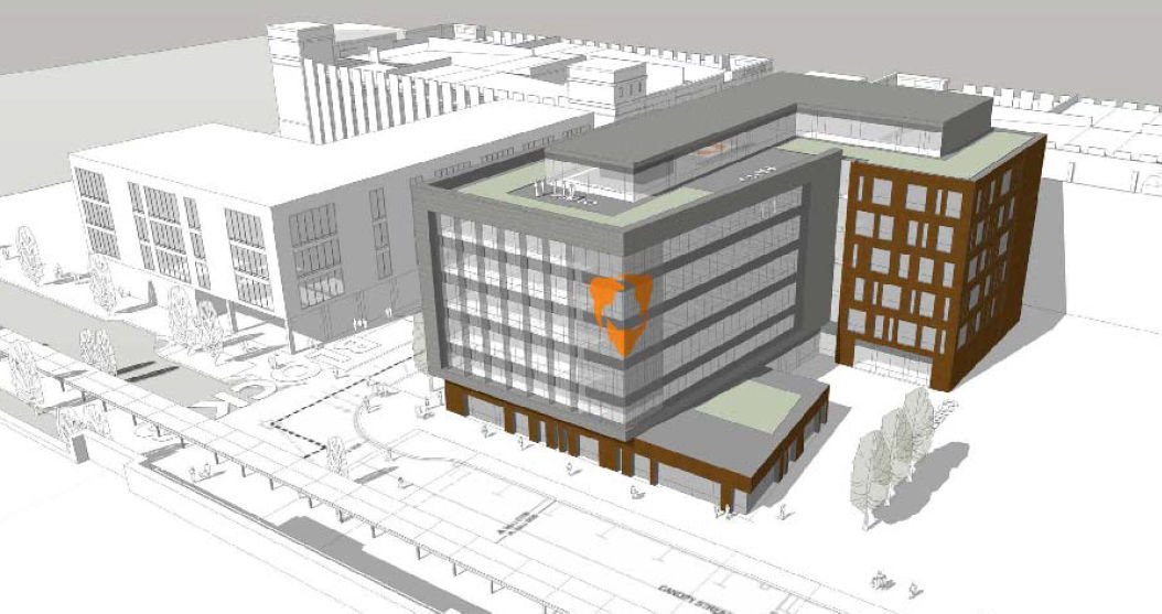 Hudl Headquarters Could Have Sister Building Local Government
