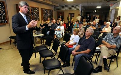Jeff Fortenberry town hall