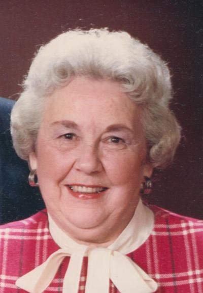 Margaret (Jean) Griffin