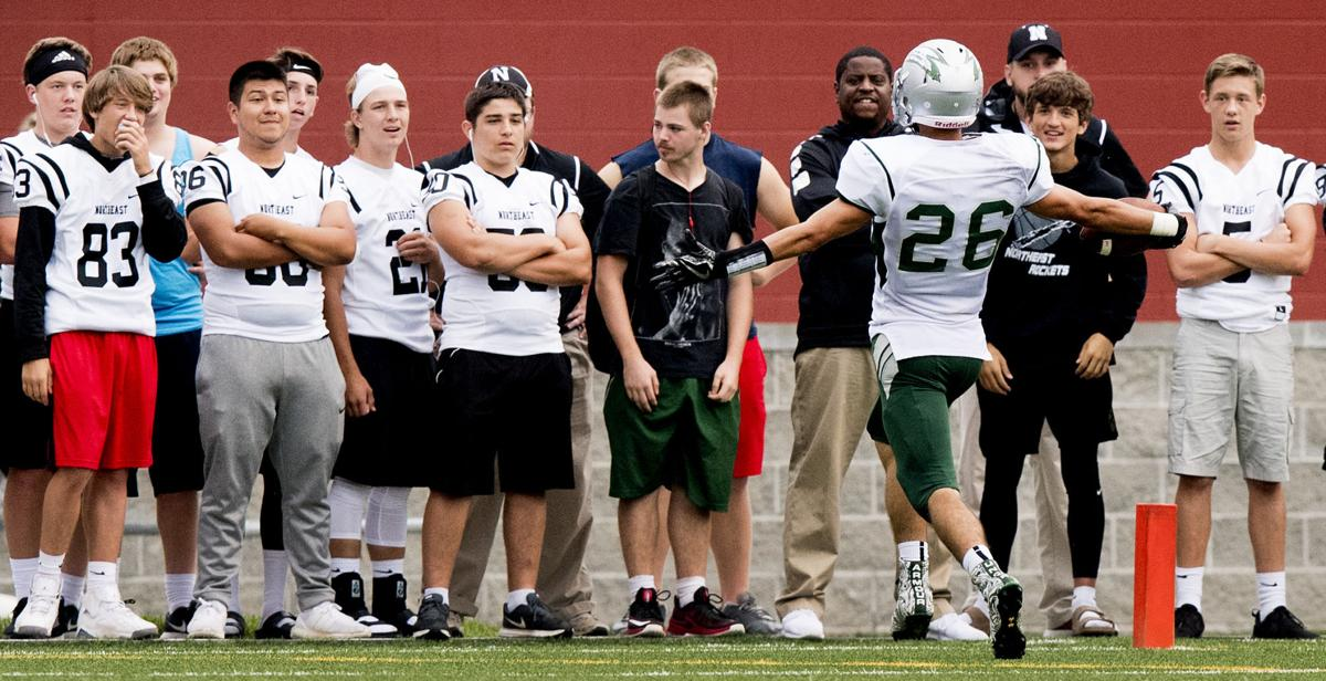 Lincoln Southwest vs. Lincoln Southeast, prep football, 9/1/17